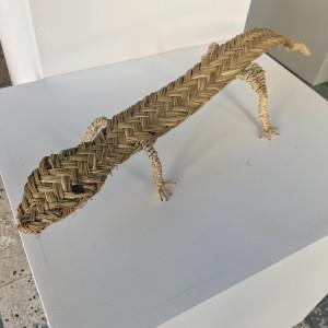 Salamandre en jonc