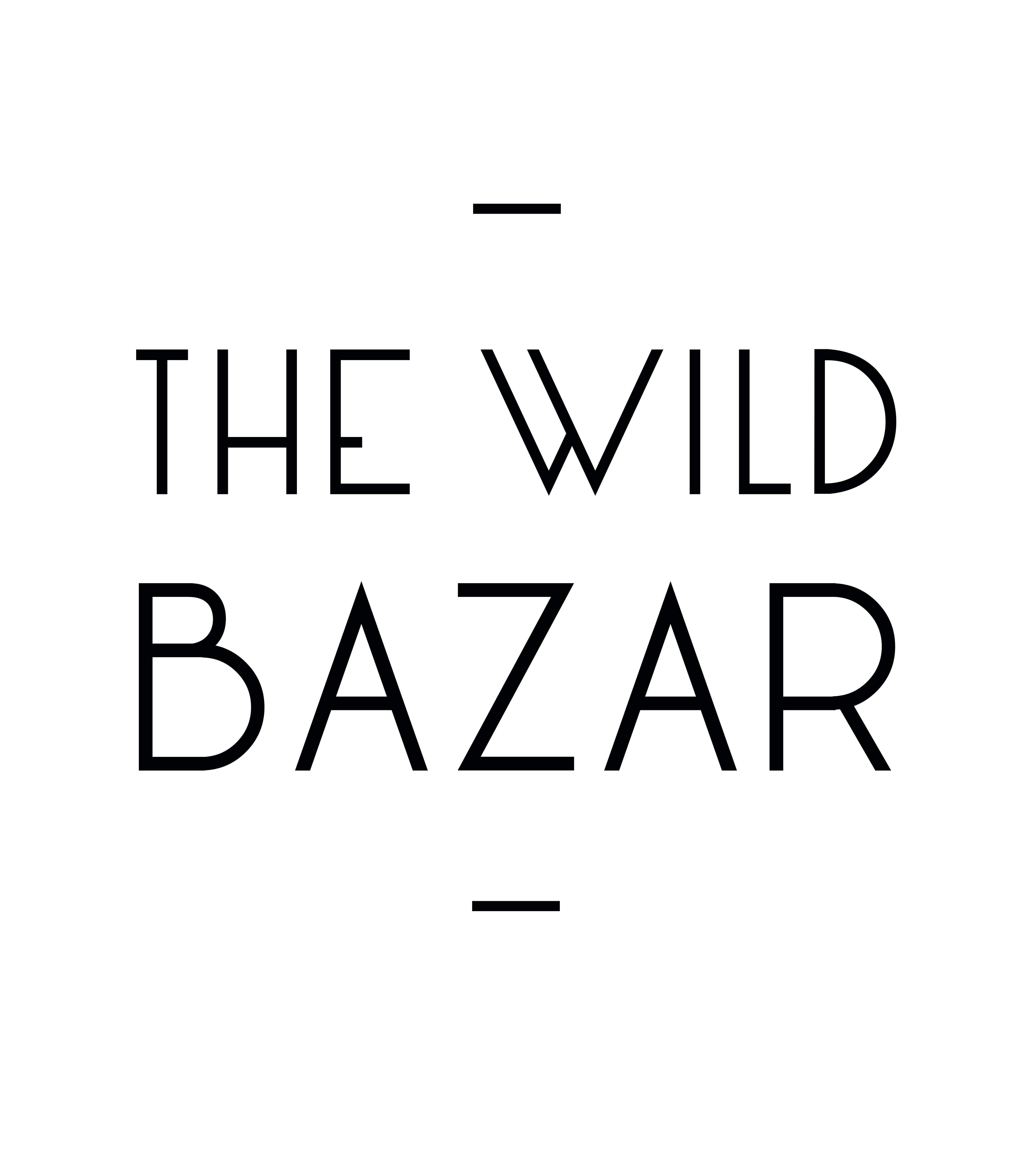 The Wild Bazar